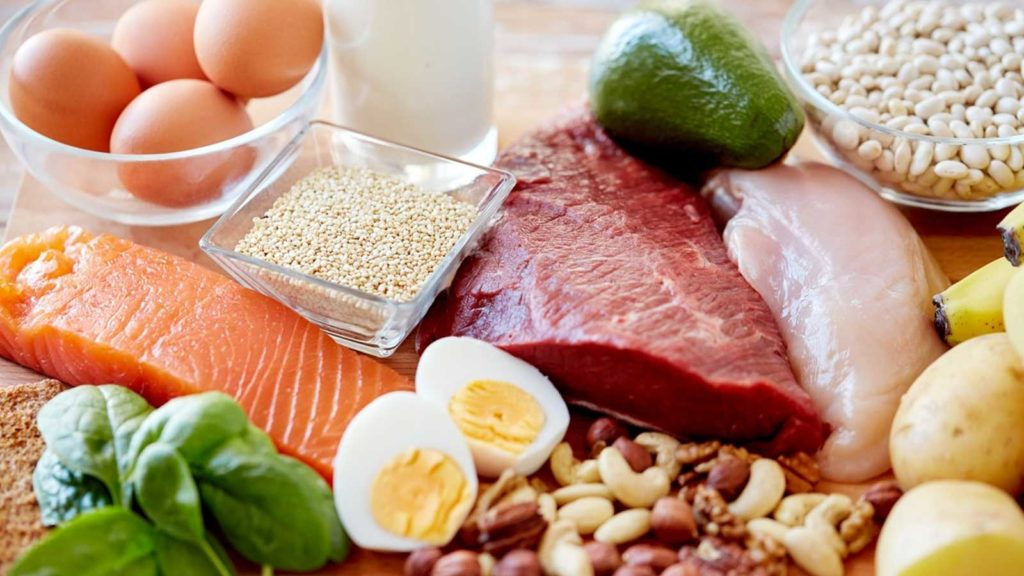 lean good quality protein