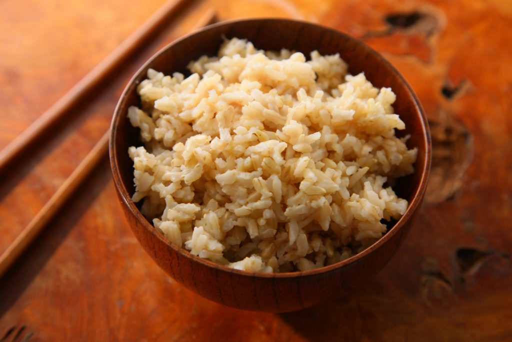 brown rice the fact of white rice and brown rice