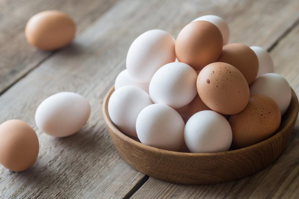 eggs- 10 foods for keto diet