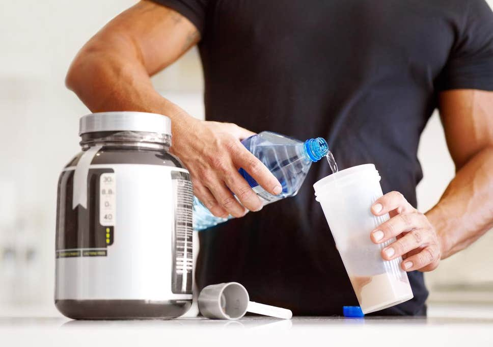 best time to drink protein shakes